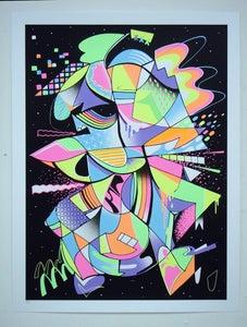 Image of Acid Test #4 print