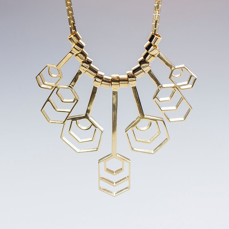 Image of WINNOW Procyon Necklace