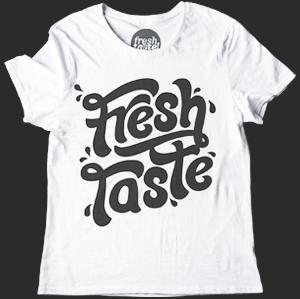 Image of Fresh Taste Juicy Summer Tee
