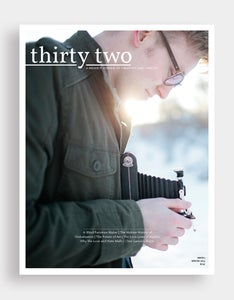 Image of Issue 5: Winter/Spring 2014