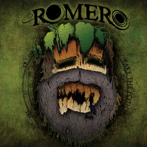 Image of Romero - Take The Potion Colored LP