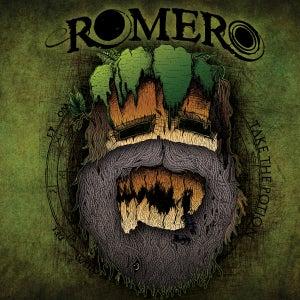 Image of Romero - Take the Potion CD