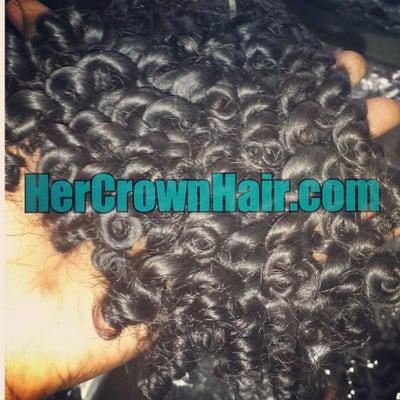 Image of Brazilian Spiral Curl