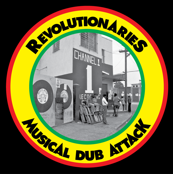 Image of Revolutionaries - Musical Dub Attack LP / CD (Well Charge)