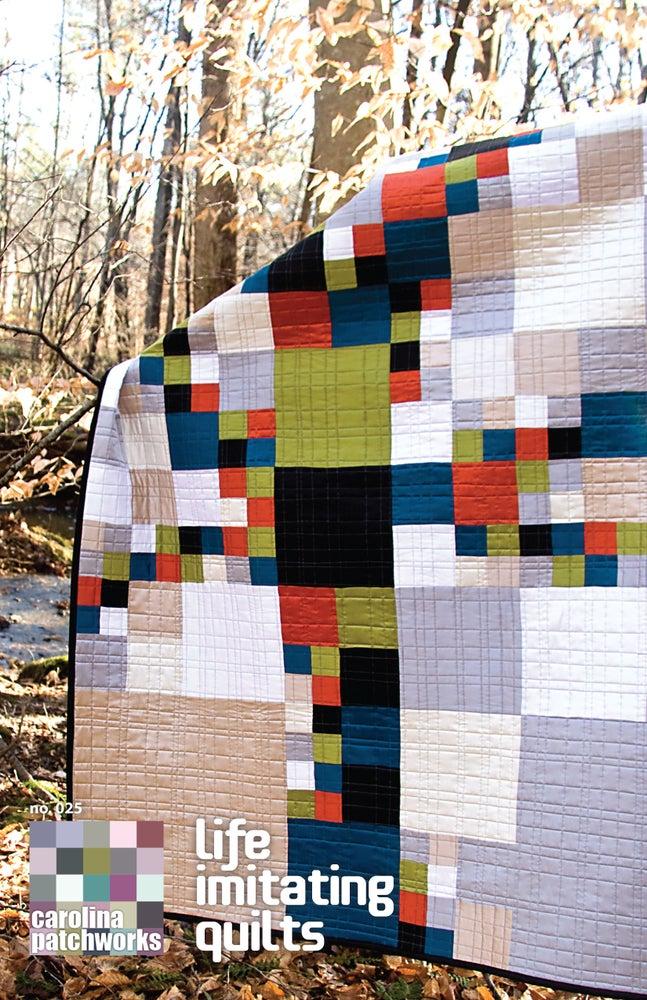 Image of No. 025 -- Life Imitating Quilts