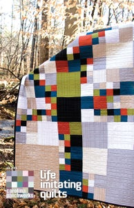 Image of No. 025 -- Life Imitating Quilts