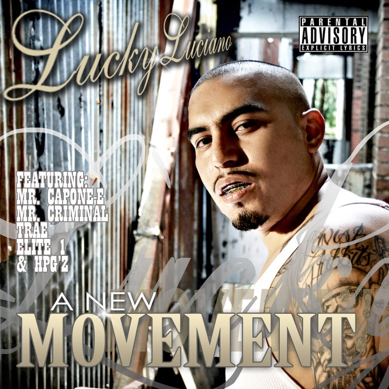 Image of Lucky Luciano - The New Movement