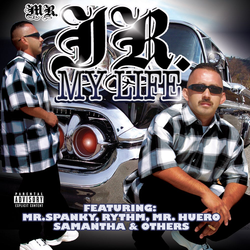 Image of Mr. JR - My Life