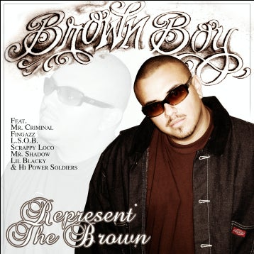 Image of Brown Boy - Represent The Brown