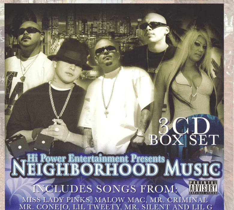 Image of Hi Power Presents: Neighborhood Music