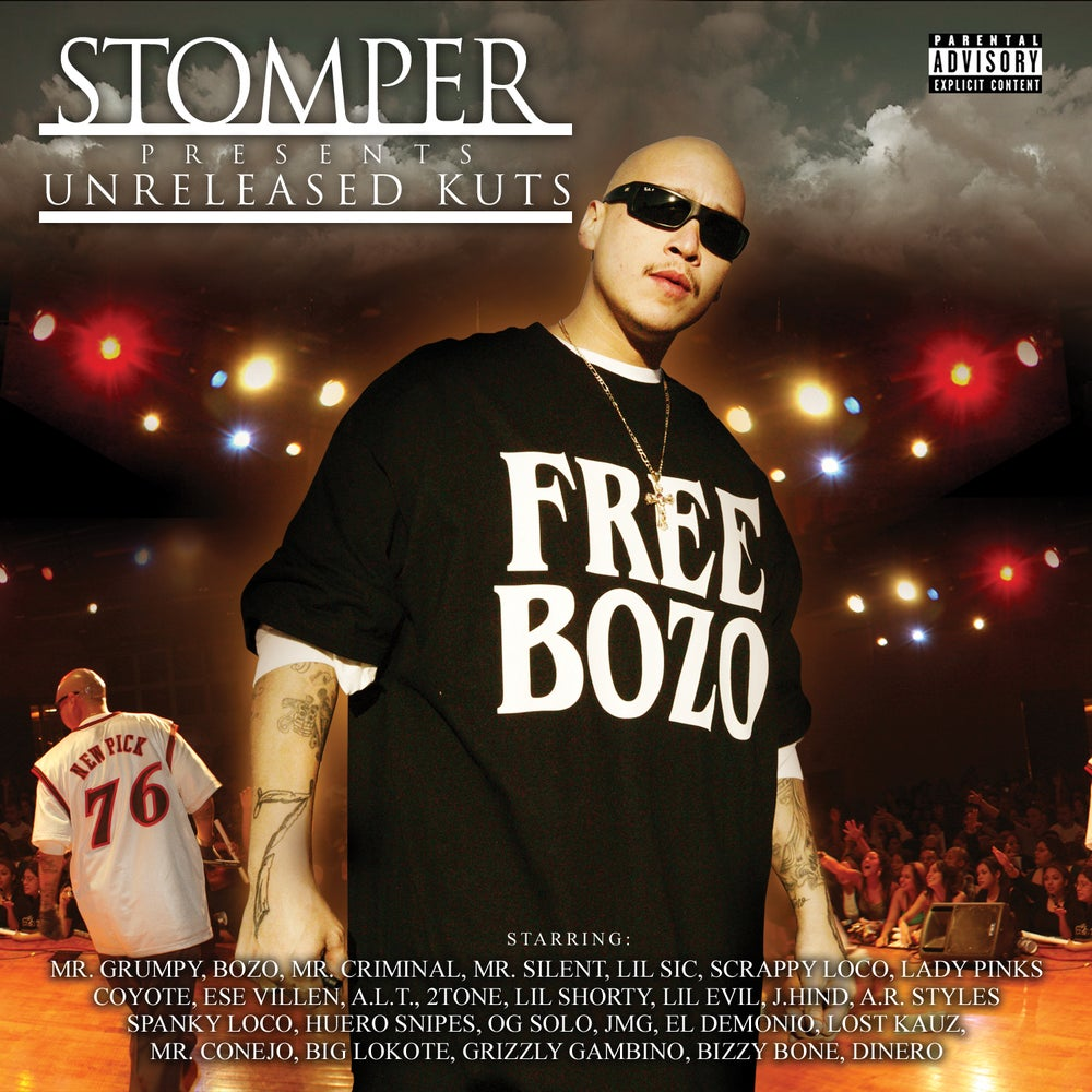 Image of Stomper - Unreleased Kuts