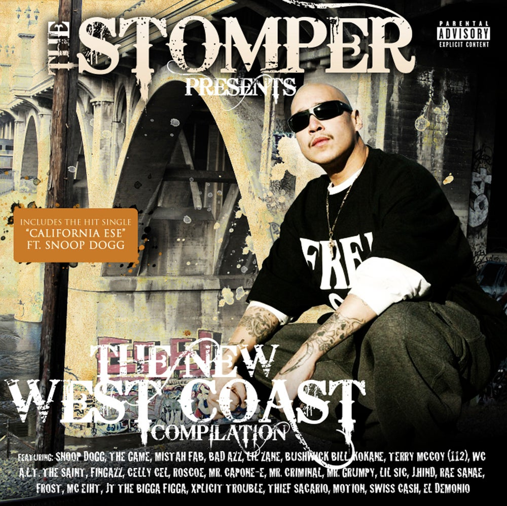 Image of Stomper - The New West Coast