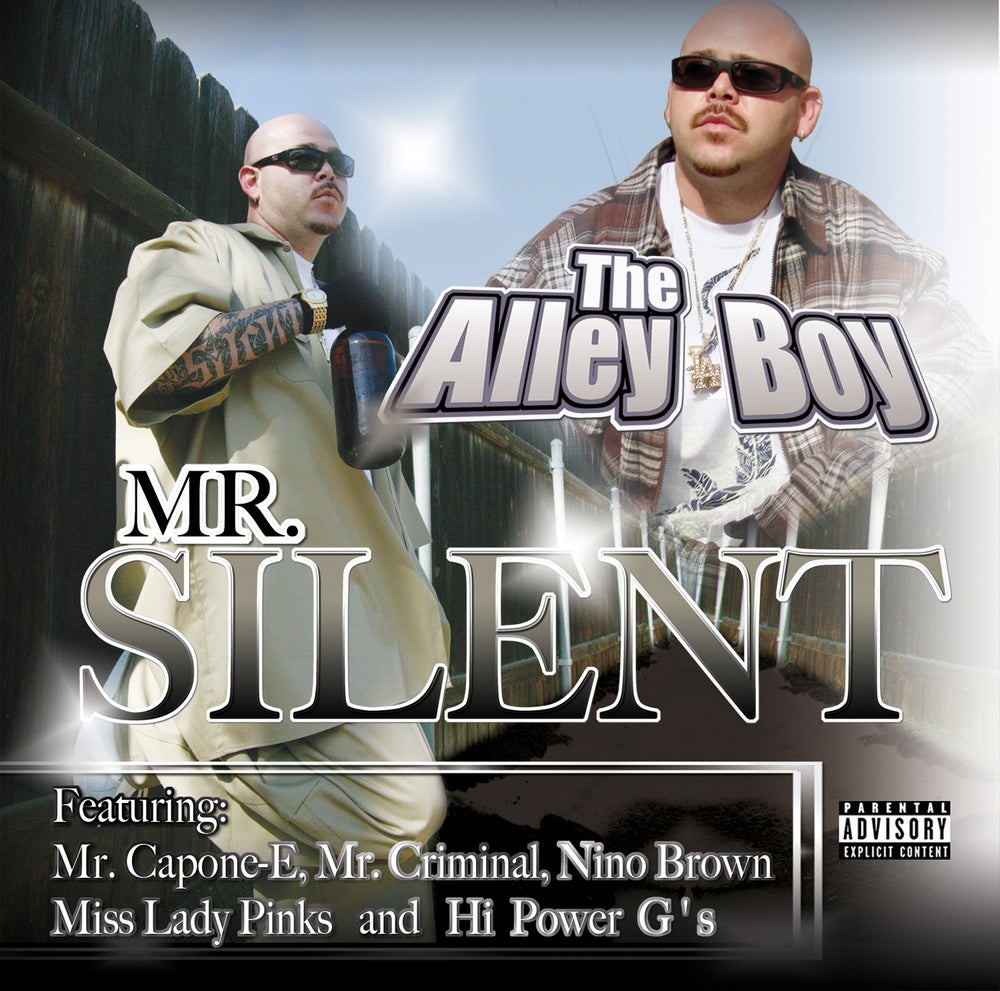 Image of Silent - The Alley Boy