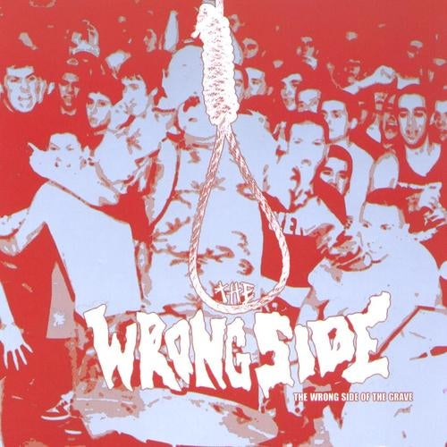 """Image of THE WRONG SIDE """"Wrong Side Of The Grave"""" CD"""