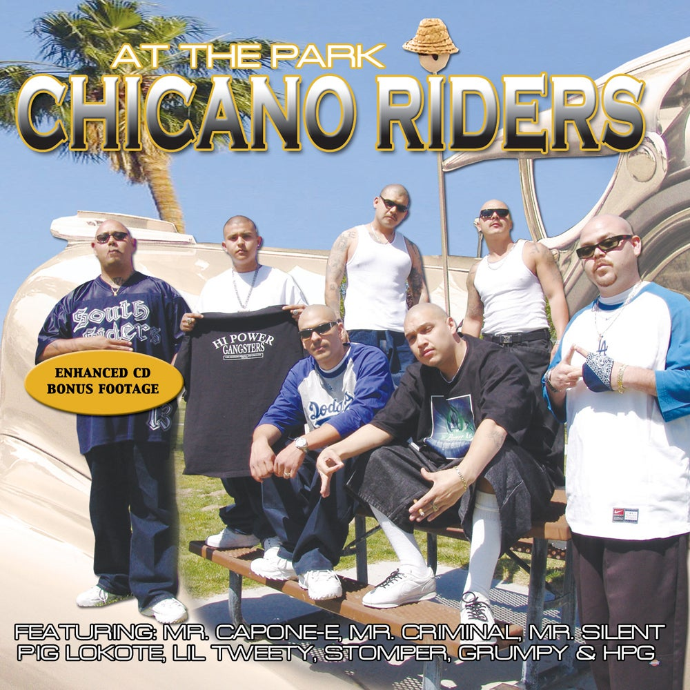Image of Chicano Riders: At The Park