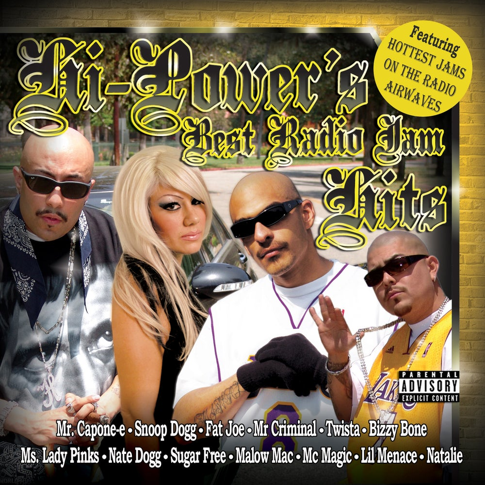 Image of Hi-Power Best Radio Jam Hits