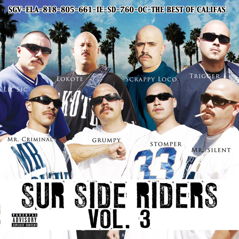 Image of Sur Side Riders Volume 3