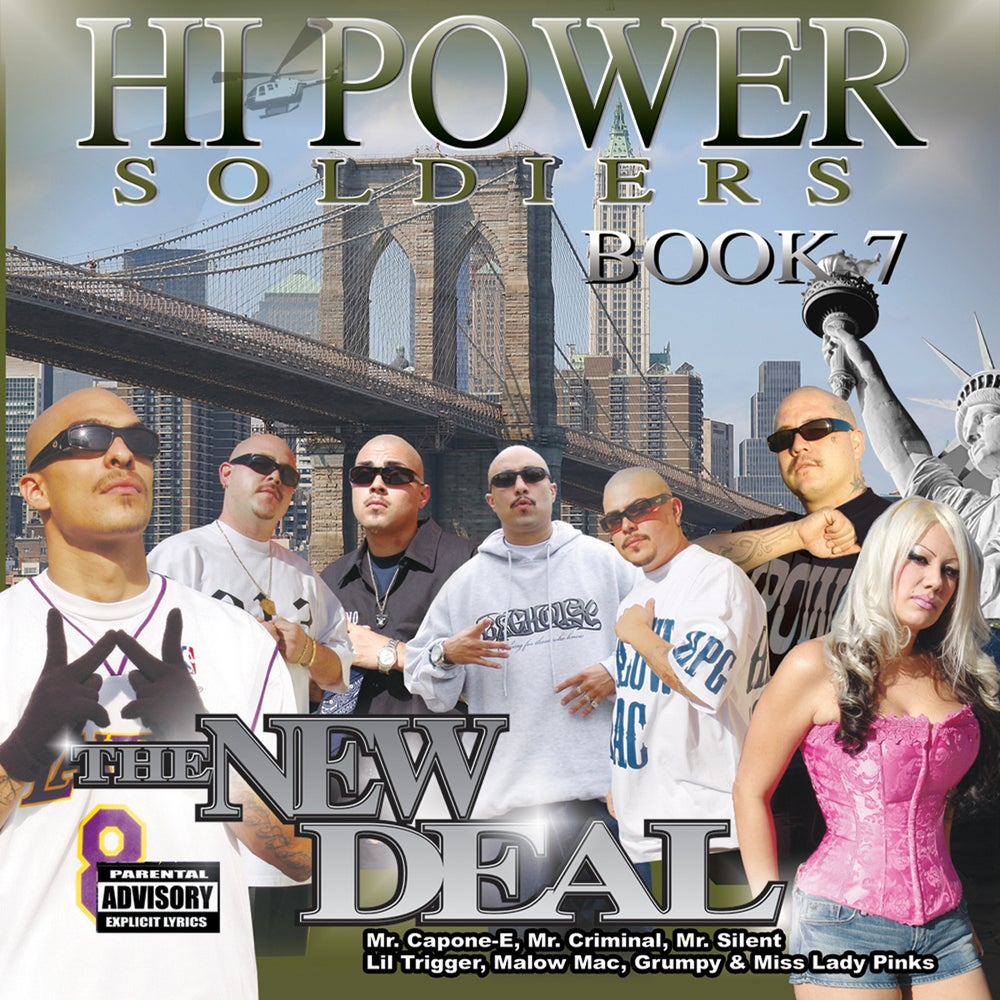 Image of Hi-Power Soldiers: Book 7
