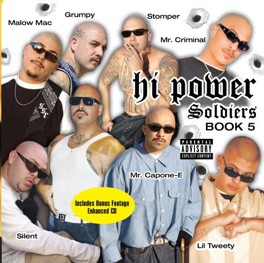 Image of Hi-Power Soldiers: Book 5