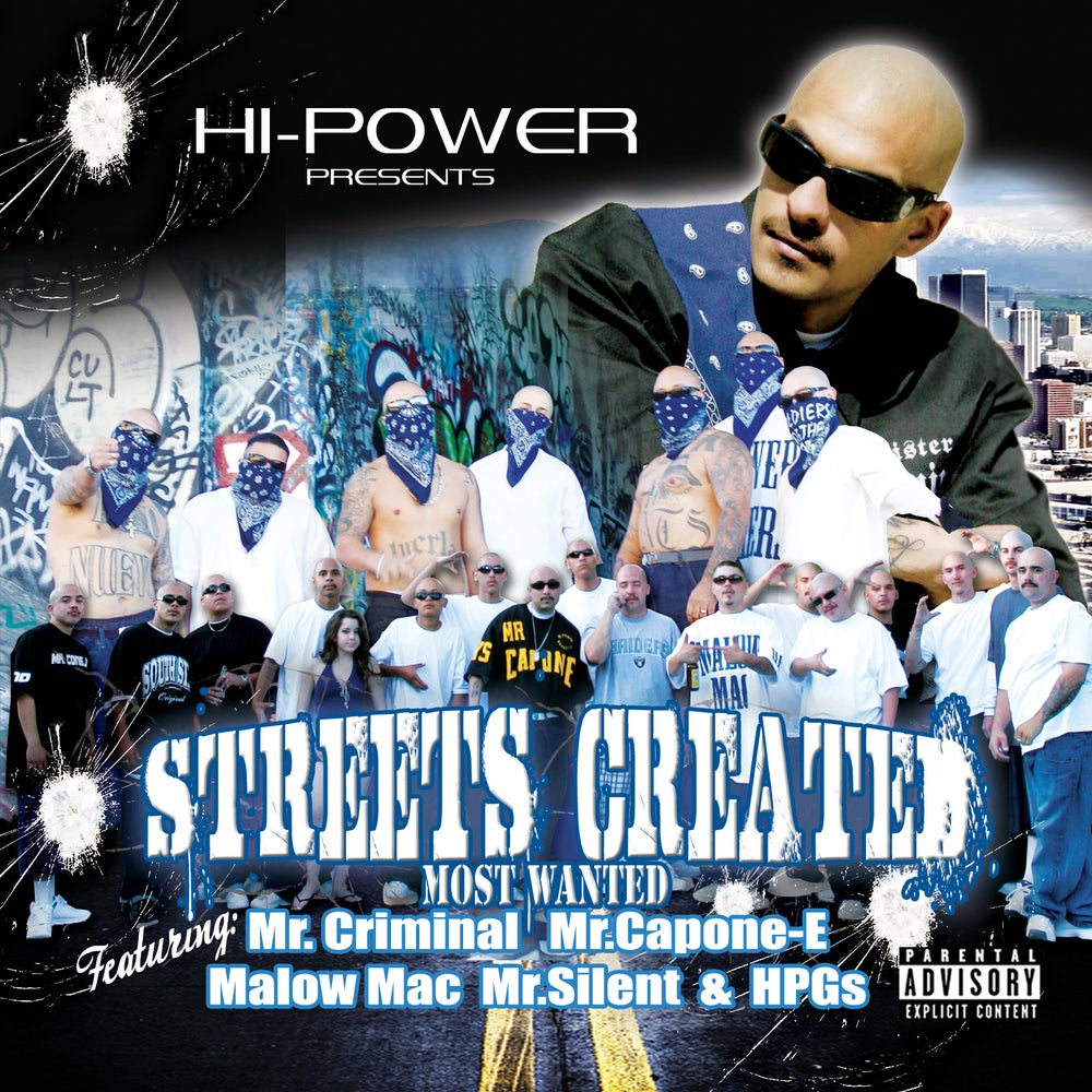 Image of Mr. Criminal presents Streets Created