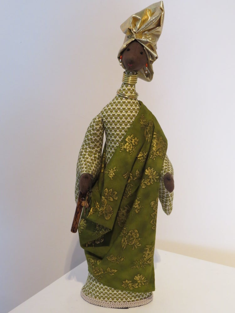 Image of African Queen Doll