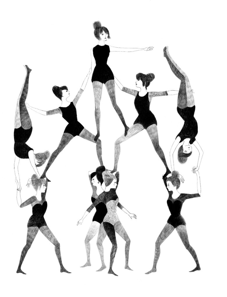 Image of Gymnasts