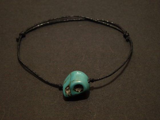 Image of Turquoise Skull