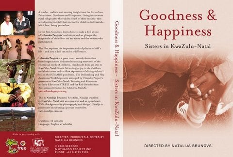 Image of DVD - Goodness and Happiness