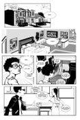 Image of Comic Book/ Manga Art by GhettoManga