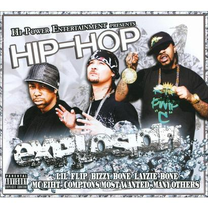 Image of Hi Power Presents: Hip-Hop Explosion