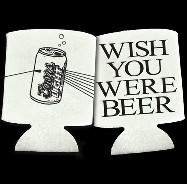 Image of Drink Floyd Beer Koozie