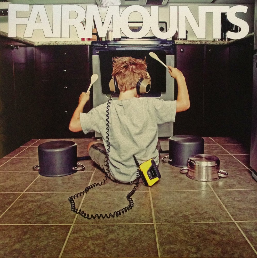 """Image of Fairmounts """"Kiddo"""" LP/CD- FREE SHIPPING IN THE US"""