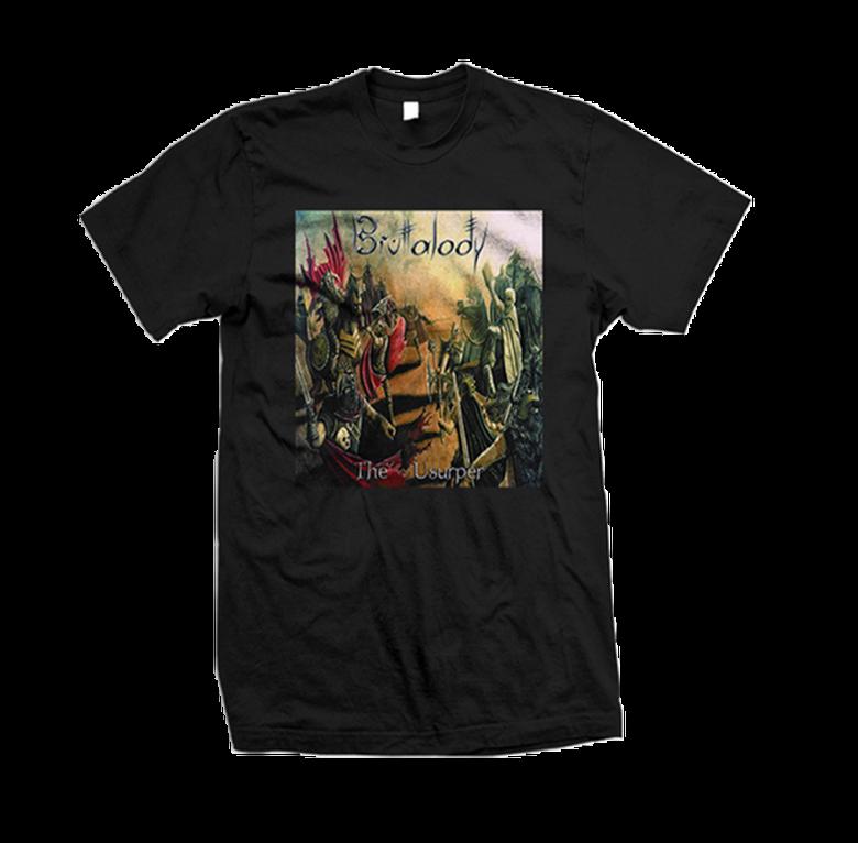 Image of BRUTALODY - T-Shirt (The Usurper)