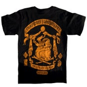 Image of Confusion - SKATE RODENT t-shirt [black]