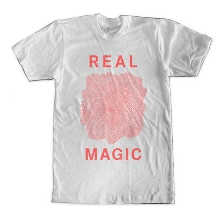 Image of Real Magic Cluster Silver Tee