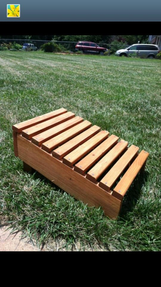 Custom made to order adirondack outdoor furniture home for Outdoor furniture big w