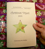 Image of 2008 Christmas Digest Zine 2008