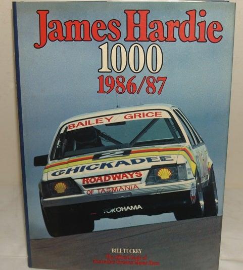 Bob Richards Nissan >> James Hardie 1000 / SS Auto Memorabilia