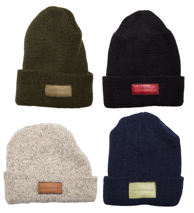 Image of 100 % Wool Beanies