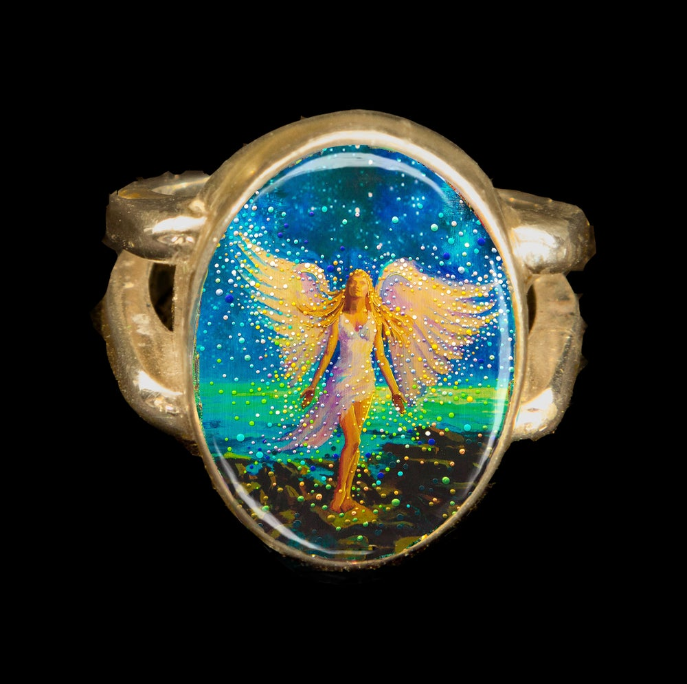 Image of Star Angel Personal Comfort Ring