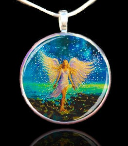 Image of Star Angel Personal Comfort Pendant
