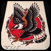 Image of Eagle print