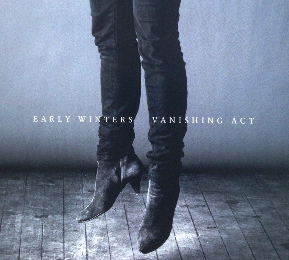 Image of Vanishing CD Act Pre-Sale