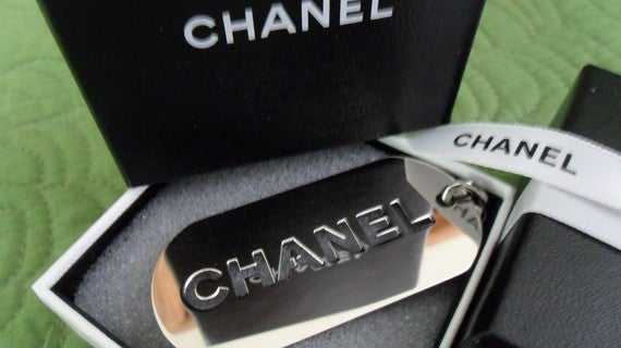 Image of CHANEL Bag/Key Chain -100% AUTHENTIC