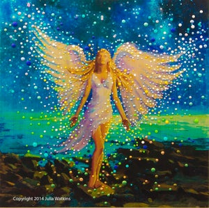 Image of Star Angel - An Angelic Message Of Comfort and Divine Purpose