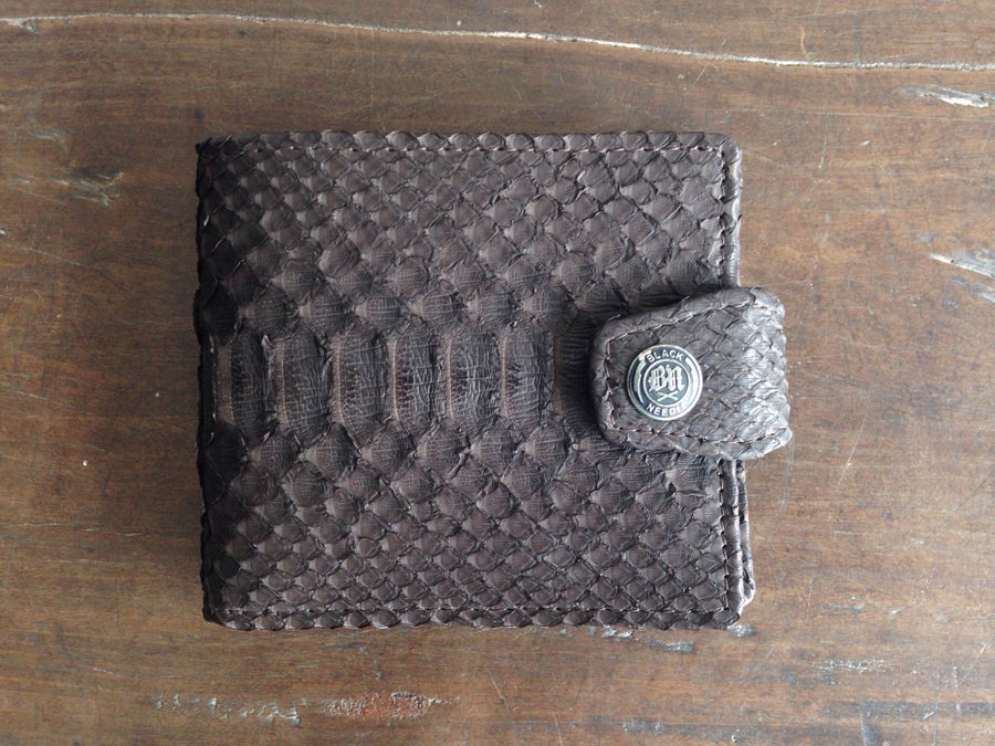 Image of BILLFOLD WALLET PYTHON