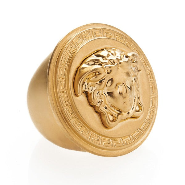Image of SOLD OUT AUTHENTIC Versace Medusa Ring