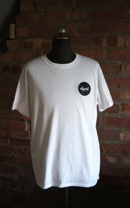 Image of Embroidered Logo Tee