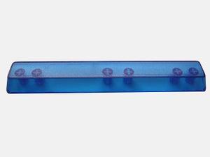 Image of (6.25x)Blue Translucent Spacebar