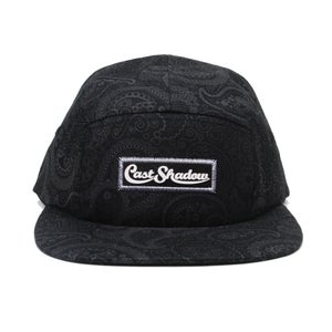 Image of Paisley Camper (Black)
